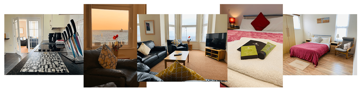 Rooms in Cunard Apartments